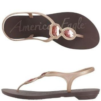 Womens - American Eagle - Women's Rockstar Jelly Sandal - Payless Shoes