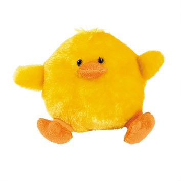 plush fuzzy chubby chick Case of 24