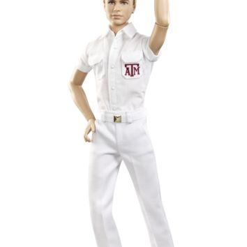 Texas A&M University Barbie Doll - Barbie College Dolls | Barbie Collector