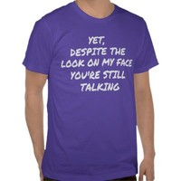 The Best Sarcastic Quote Ever T Shirt from Zazzle.com