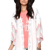 Kendall and Kylie Kimono Cardigan at PacSun.com