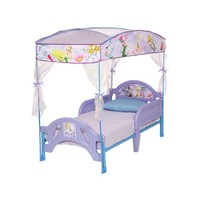 Delta Children's Products Toddler Canopy Bed - Fairies