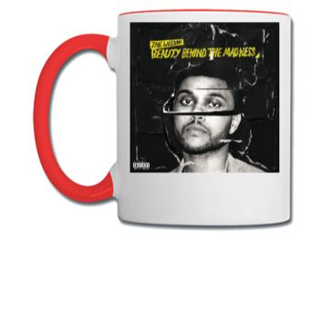 beauty behind the madness the weeknd - Coffee/Tea Mug