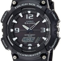 Casio Men's AQ-S810W-1AV Solar Sport Combination Watch:Amazon:Watches
