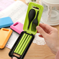 Portable Flatware Set