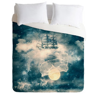 Belle13 I Am Gonna Bring You The Moon Duvet Cover