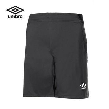 Umbro New Men Quick Dry Sportswear Shorts Exercise Tight Pants Running Training Sweatpants Fitness Short Jogger UCD63803