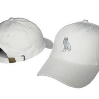 OVO Women Men Embroidery Baseball Cap Hat Sport Sunhat-7