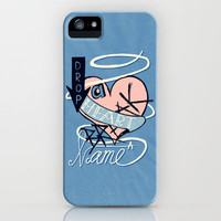 Sugar We're Going Down by Fall Out Boy iPhone & iPod Case by Charlotte Horsfall