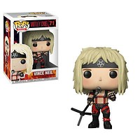 Vince Neil Funko Pop! Rocks Motley Crue