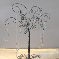 Jewelry Organizer, Tree Stand , Earring, Rings,Bracelets, Organizer, Display