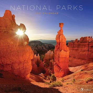 National Parks Wall