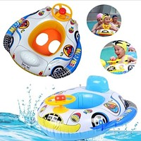 Baby Swim Seat Float Boat Ring