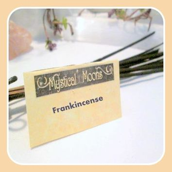 Frankincense Stick Incense