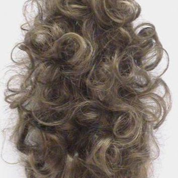 """15"""" LONG LOOSE LARGE CURLS CURLY HAIR PONYTAIL HAIRPIECE BANANA CLIP JOY WOMENS"""