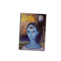 Suzy's Books The Girl from Jupiter Hardcover Notebook