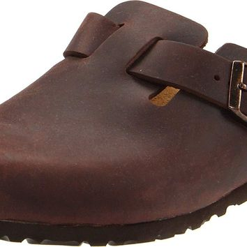 Birkenstock Boston Unisex-adult Clogs