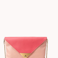 Cool-Girl Colorblocked Crossbody