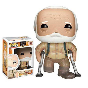 Funko Pop! Television: The Walking Dead  Hershel 153 4243
