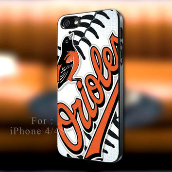 Baltimore Orioles Home Jersey iPhone case, Samsung Galaxy s3/s4 case, iPhone 4/4s case, iPhone 5 case