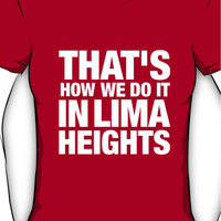 Lima Heights - White Women's T-Shirt