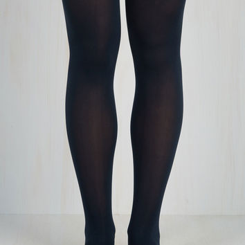 Solid Decision Tights