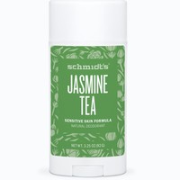 Schmidt's Deodorant, for Sensitive Skin, Jasmine Tea, Stick - 3.25 oz