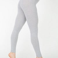 Cotton SpandexJersey Legging
