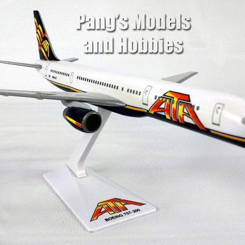 Boeing 757 757-200 American Trans Air - ATA - 1/200 Scale Model by Flight Miniatures