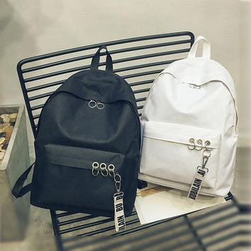 School Backpack Bags Teenage Girls Backpack Women Bagpack Female Bolsa Escolar Kawaii Corduroy Bookbag Harajuku Bag