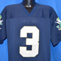 90s Notre Dame Football Jersey t-shirt Large