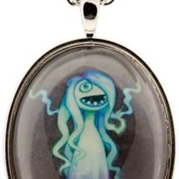 """My Singing Monsters Unisex  Pendant Necklace, 24"""" + 2"""" Extender"""