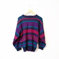 Vintage Tribal Aztec Print Cosby