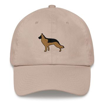 German Shepherd Dad Hat
