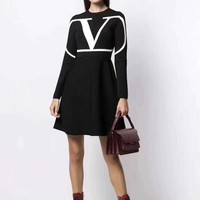 VALENTINO Women Long Sleeve Dress
