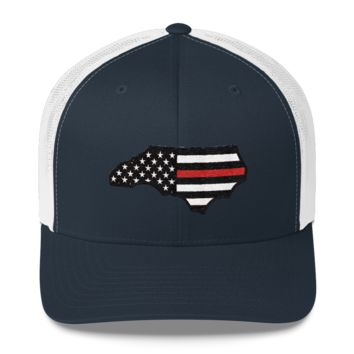 North Carolina - Fire & EMS Support Hat