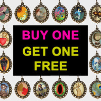 Buy One, Get One FREE (Summer Sale)