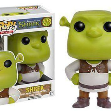 Funko Pop Movies: Shrek Vinyl Figure