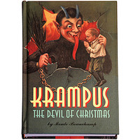 Krampus Devil Of Christmas Book