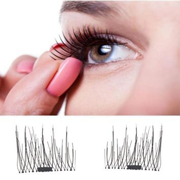 Classic 3D Magnetic False Eyelashes