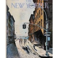 The New Yorker Cover - October 2, 1978 Premium Giclee Print by Arthur Getz | the NEW Art.com