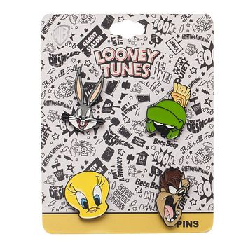 Looney Tunes Pins Looney Tunes Accessories Looney Tunes Gift - Cartoon Pins Looney Tunes