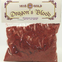 1oz Dragons Blood Powder Incense