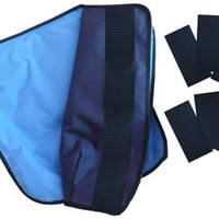 Saddles Tack Horse Supplies - ChickSaddlery.com EquoMed Hot/Cold Therapy Gel Pack Tendon Wraps - Pair