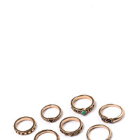Talk To The Tribal Ring Set