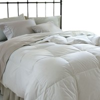 All Season Down Alternative Full/Queen Comforter, White