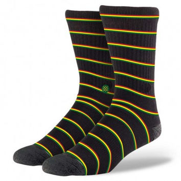 Stance Zion Socks in Black