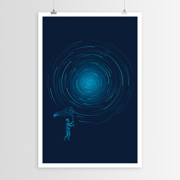 Enkel Dika's Catch a Star Trail POSTER