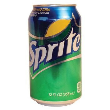 Diversion Safe - Sprite Can