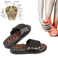 Foot Massage Slippers Therapy Massager For Foot